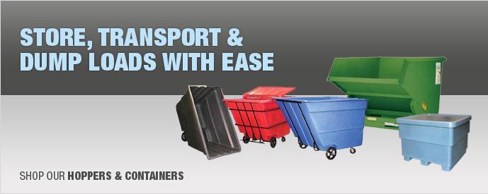 Store Transport Loads